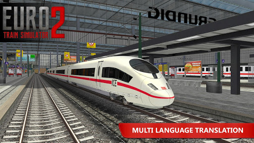Euro Train Simulator 2 1.0.9.6 screenshots 1