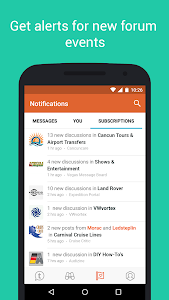 Tapatalk VIP - 100,000+ Forums v6.1.1
