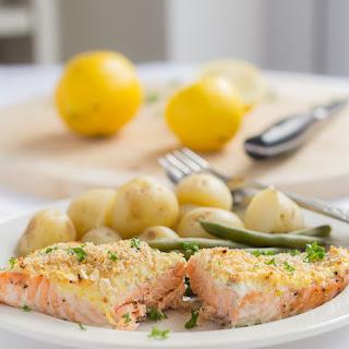 Cream Cheese Crusted Salmon Recipes