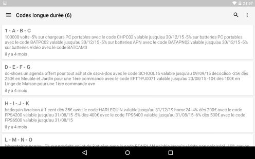 👍 Max de bons plans- screenshot thumbnail