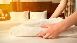 Las toallas son los objetos más robados por los clientes de los hoteles