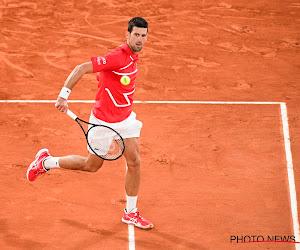 Droomfinale bij de mannen op Roland Garros: Djokovic heeft na sterke start nog vijf sets nodig voor kwalificatie