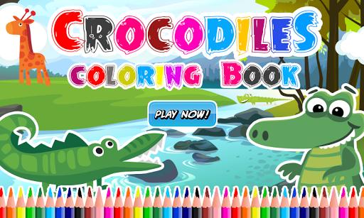 玩教育App|鳄鱼彩图免費|APP試玩