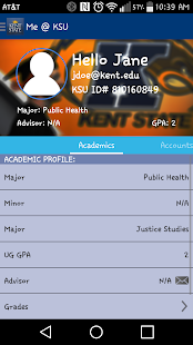 KSU Mobile- screenshot thumbnail
