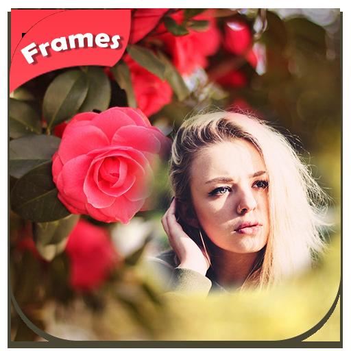 Love Flower Photo Frame new 2018