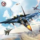 US Air Jet Fighter Warrior icon