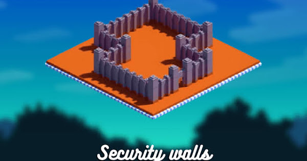 Security walls