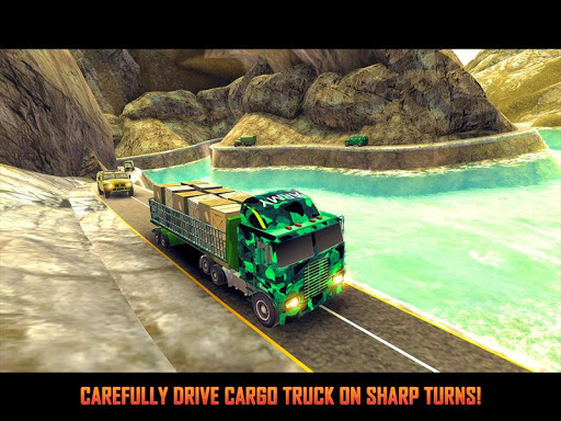 Army Tank Transport Plane Sim screenshots 9