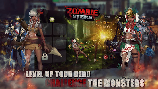 Game Zombie Strike : The Last War of Idle Battle (SRPG) APK for Windows Phone