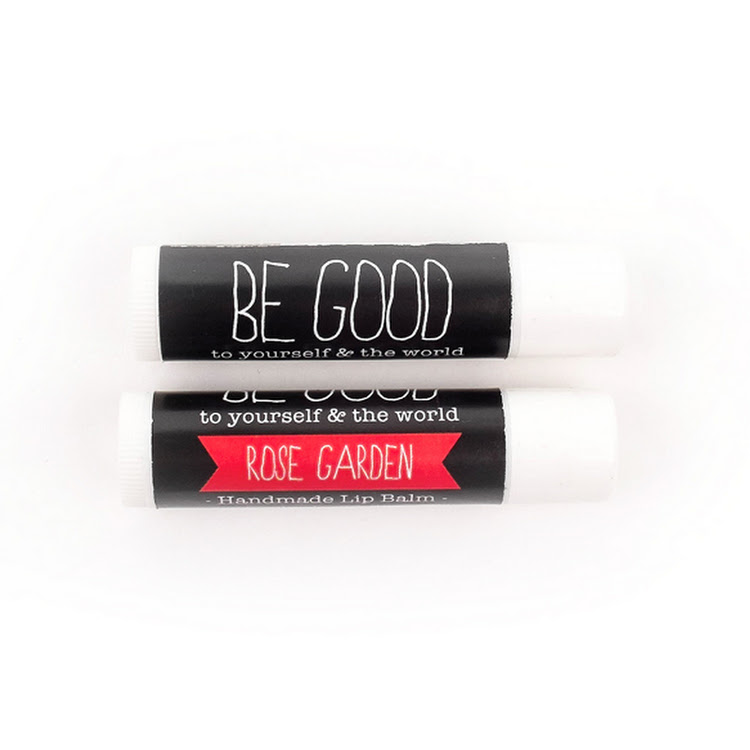 Rose Garden - Lip Balm by BeGood