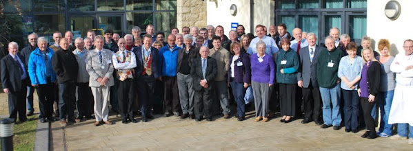 Photo: INIB members and guests