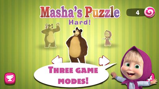 Masha`s Puzzle Game