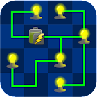 Power Supply - Line Connect puzzle Game icon