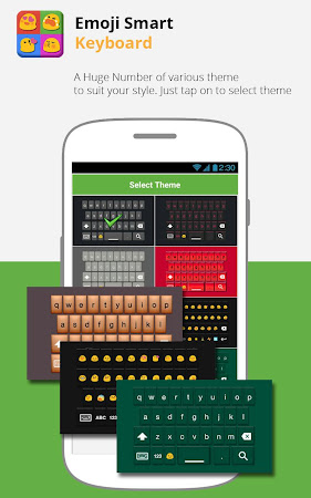 Emoji Smart Keyboard 3.4 screenshot 24852