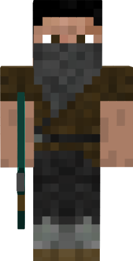 minecraft hunter | Nova Skin