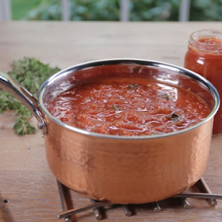 Plum Tomato Marinara Sauce Recipes
