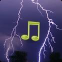 Thunder Sounds Sleep Sounds icon
