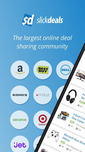 Slickdeals: Coupons and Deals 5.2 screenshots 1