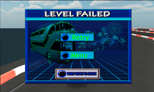 4x4 bus driver Racing Simulation 3D - náhled