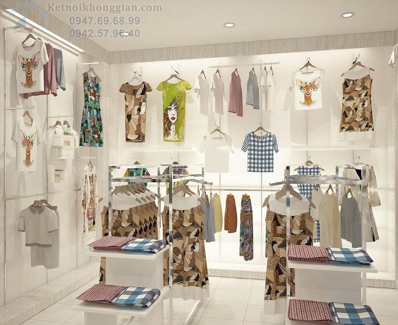 cải tạo thiết kế shop thời trang nam nữ cao cấp
