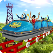 Reckless Roller Coaster Sim: Rollercoaster Games APK download