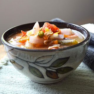 Crock Pot Turkey Vegetable Soup Recipes.