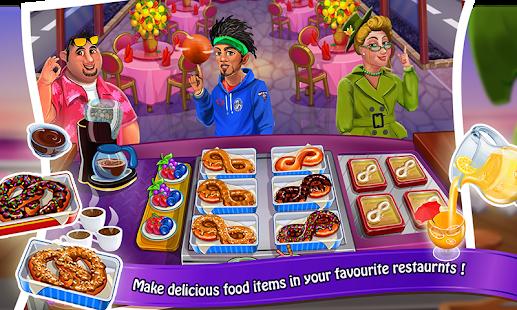 Download Cooking venture - Restaurant Kitchen Game For PC Windows and Mac apk screenshot 14
