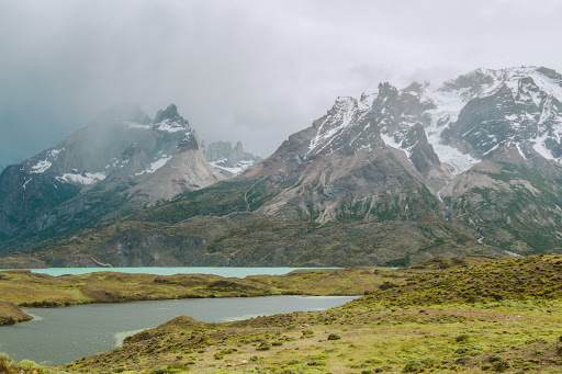 Patagonia Torres del Paine view point