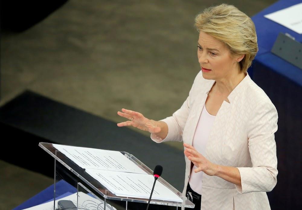 Ursula von der Leyen wil optree as 'n EU-president