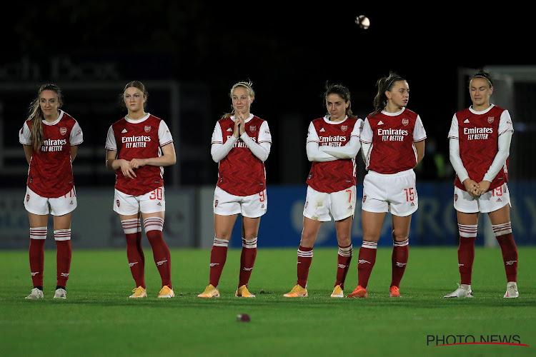 Drie speelsters Arsenal braken lockdown, voetbalbond geeft geen straf