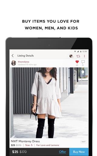 Poshmark - Buy & Sell Fashion screenshots 9