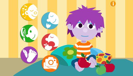 Learn the 5 senses-Mini TFO