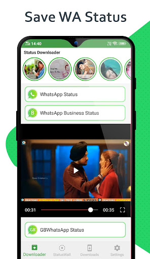 Status Downloader for Whatsapp & Video 1.41 screenshots 1