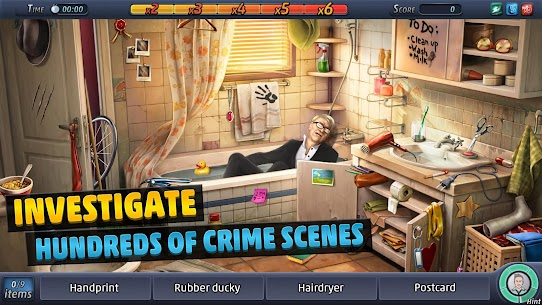 Criminal Case Mod Apk (Unlimited Energy + Hints) 6
