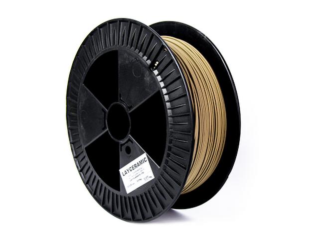 Layceramic Ceramic Filament 3 00mm 1kg Matterhackers