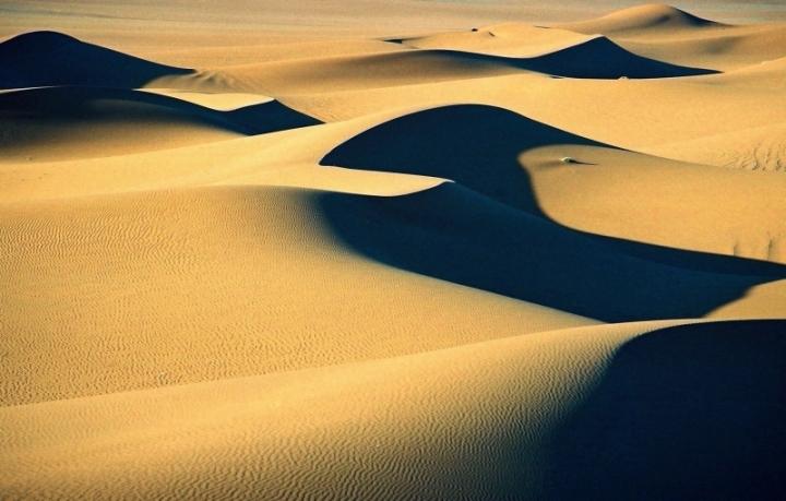 Ombre nel deserto di paolo-spagg