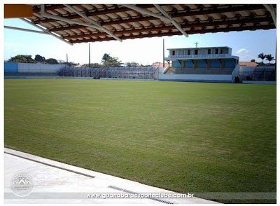 Estádio Mario Castanho (Arena Guanabara) - Guanabara Esporte Clube