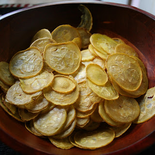 Salt and Vinegar Squash Chips Recipe