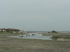 Photo: La flottille du Hourtel