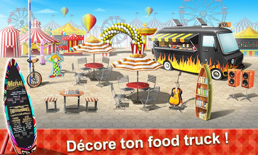Food Truck Chef™: Cooking Game - Jeu de Cuisine  captures d'écran 4