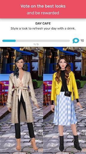 Trendy Stylist - Fashion Game 👠💄  captures d'écran 5