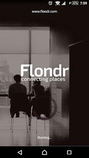 Flondr - náhled