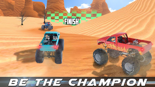 Monster Truck Desert Death Race 1.1 screenshots 15