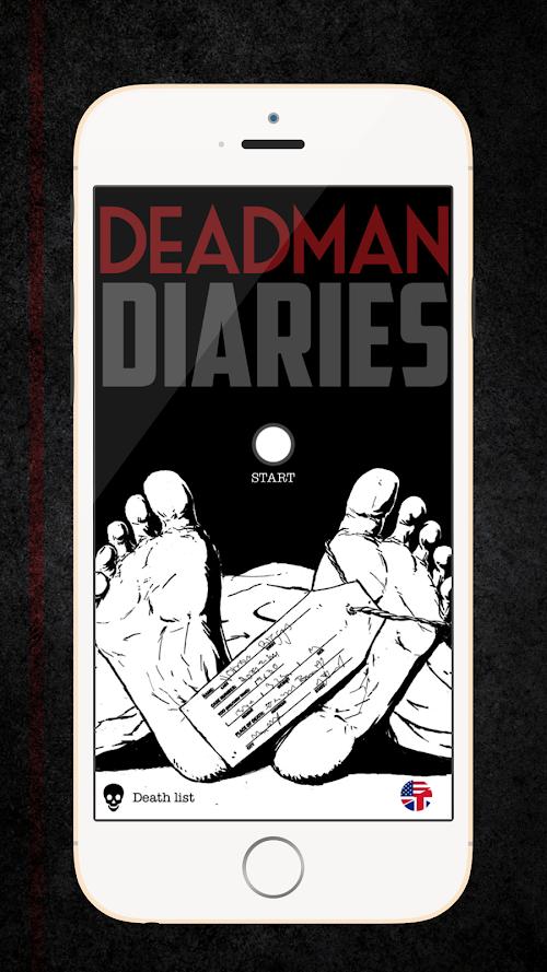 Screenshot 1 Deadman Diaries 2.1.2 APK MOD