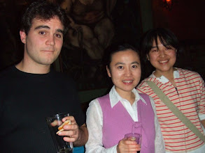 Photo: Nate, Nancy, and Ying