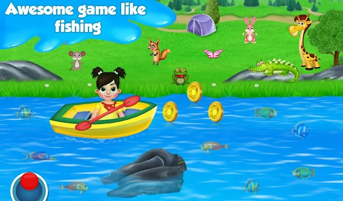 Kids Adventure Camp - screenshot