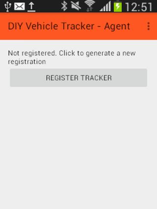 DIY Vehicle Tracker - Agent