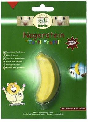 Mineralsten Banan Small 25g