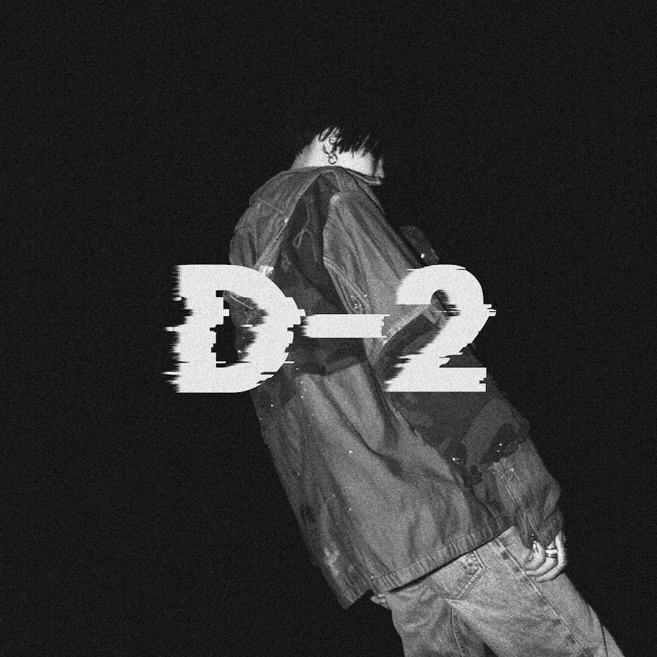 BTS yoongi d-2 cover
