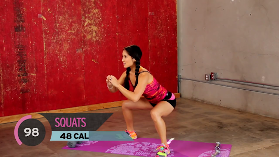 Squat Challenge - náhled